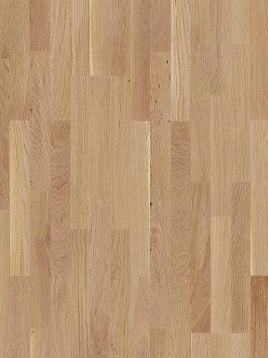 wP1518248 Parador Basic 11-5 Holzparkett Eiche rustikal weiß Fertig-Parkett in Schiffsboden 3-Stab, naturgeölt weiß