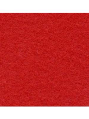 Profi Olymp Teppichboden für Messe und Events rot mit Precoat-Rücken