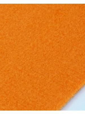 Profi Polaris Teppichboden gut und günstig orange Univelours