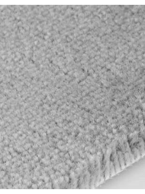 edelFORM Noblesse Teppichboden gut und günstig silbergrau Kräuselvelours
