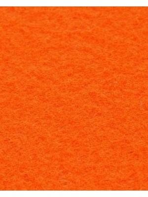 Profi Isola Teppichboden für Messe und Events orange mit Latex-Rücken