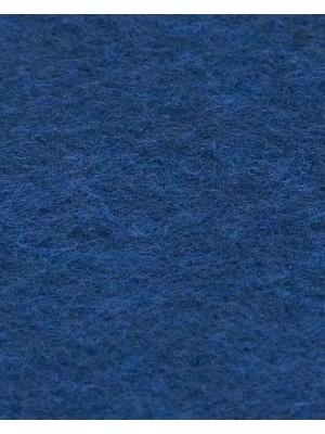 Profi Isola Teppichboden für Messe und Events dunkelblau meliert mit Latex-Rücken