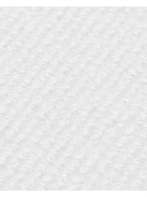 Profi Rips Teppichboden für Messe und Events weiß mit Latex-Rücken