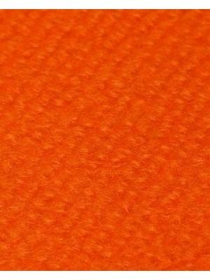 Profi Rips Teppichboden für Messe und Events orange mit Latex-Rücken