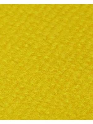 Profi Rips Teppichboden für Messe und Events gelb mit Latex-Rücken