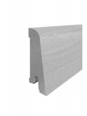 Wicanders Dekor-Sockelleiste MDF-Kern passend zu Serie Cork Essence wood und stone